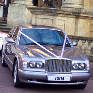 Bentley on New  Pearl White Mercedes S Class Brabus     Bentley Arnage