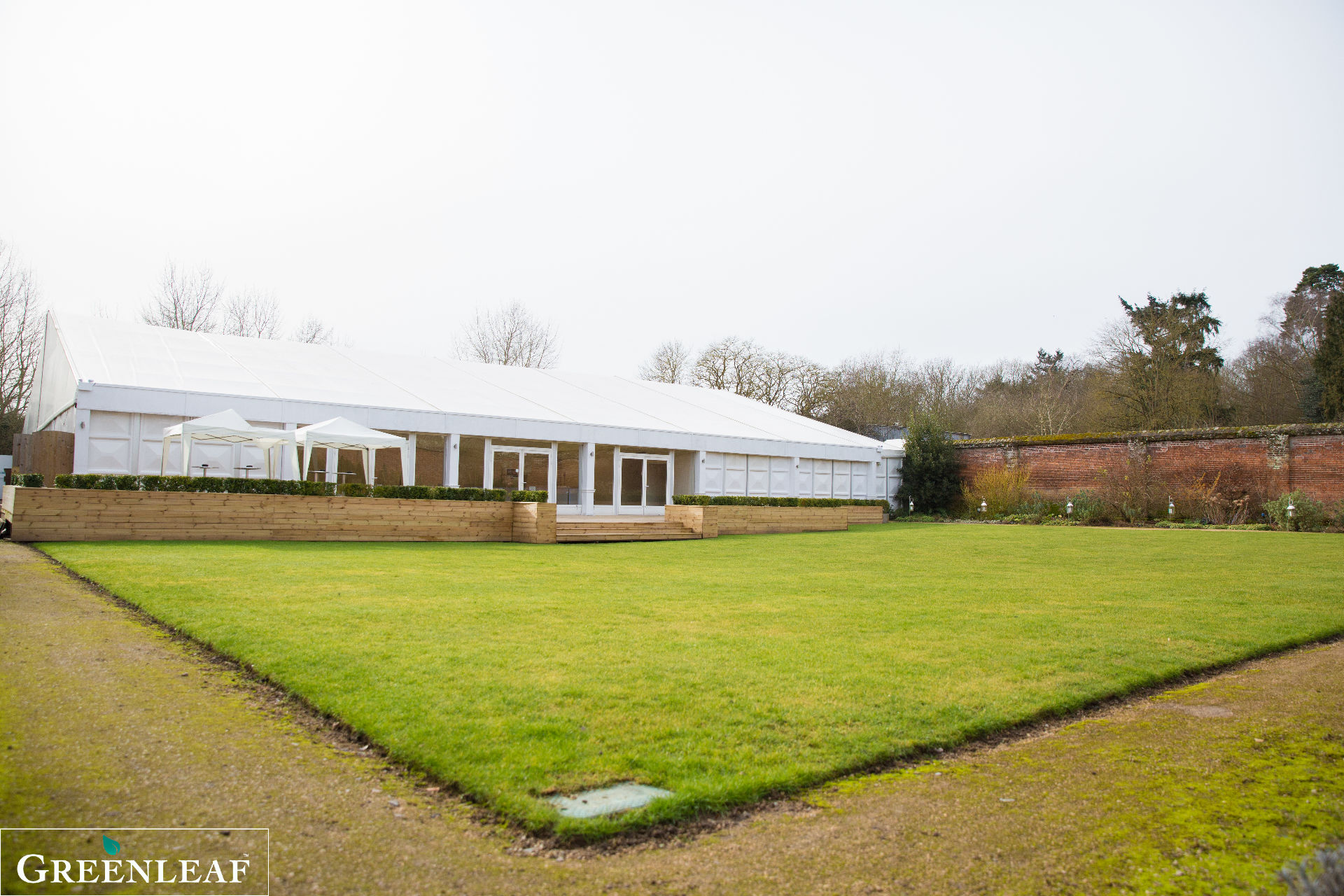 The Conservatory at Painshill Park Venues