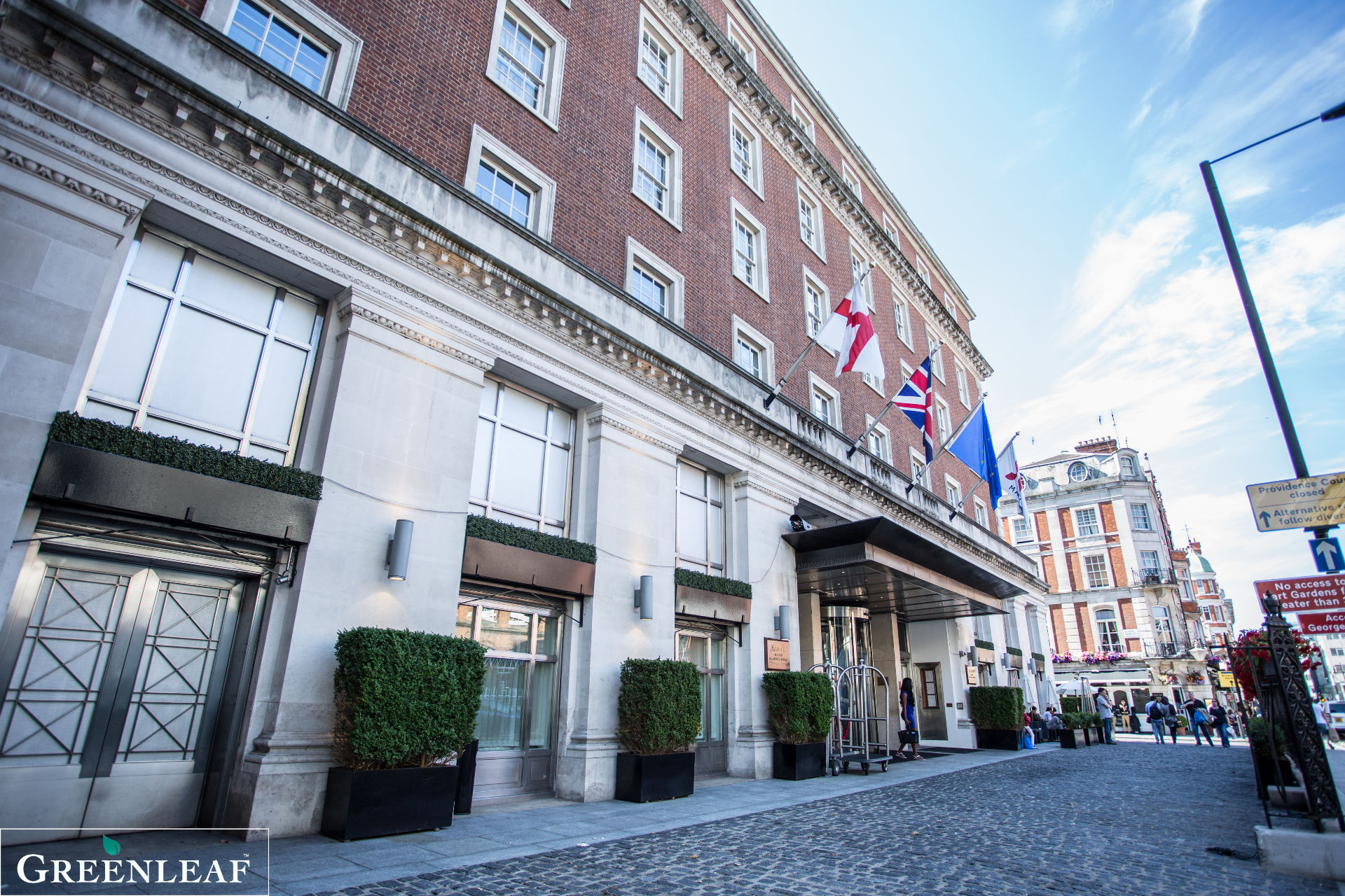 London Marriott Hotel Grosvenor Square Venues