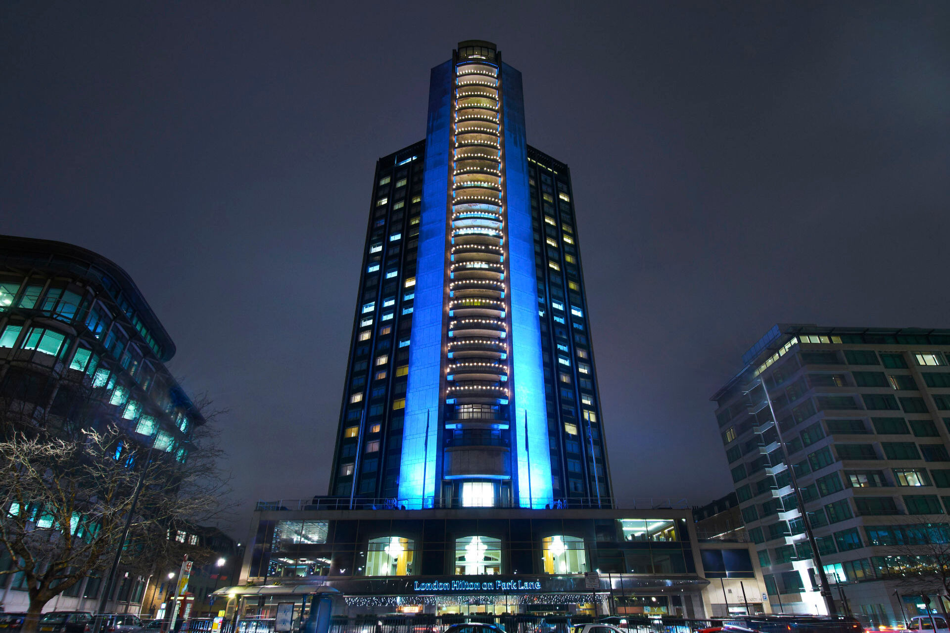 London Hilton on Park Lane Venues