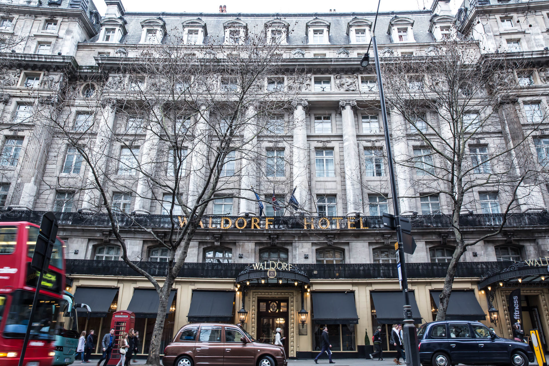 The Waldorf Hilton Hotel London Venues