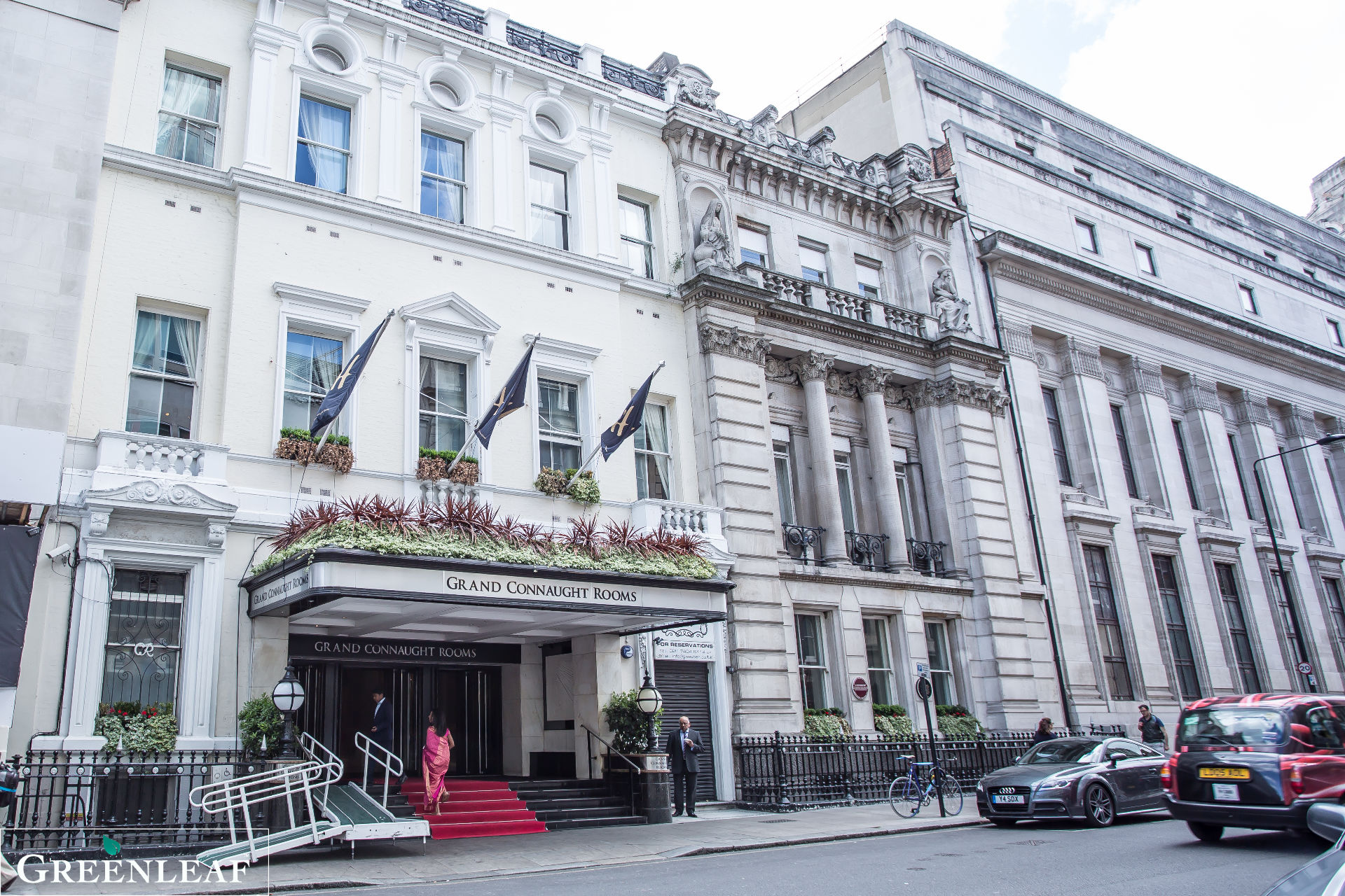 Grand Connaught Rooms Venues