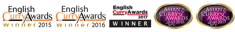 English Curry Awards Winner