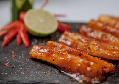 Spicy Mogo Delight
