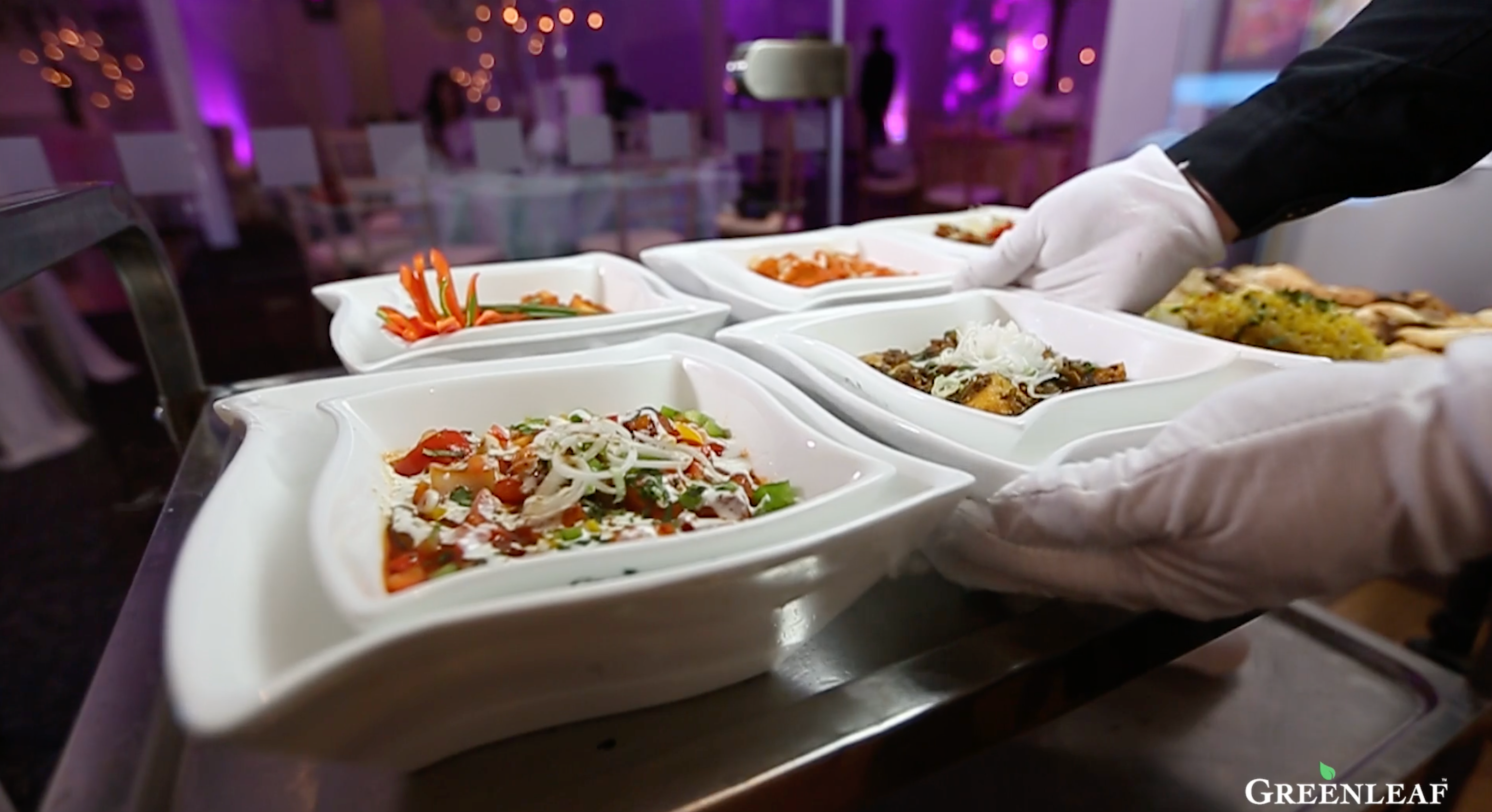 Greenleaf Asian Wedding Caterers Indian Wedding Catering London